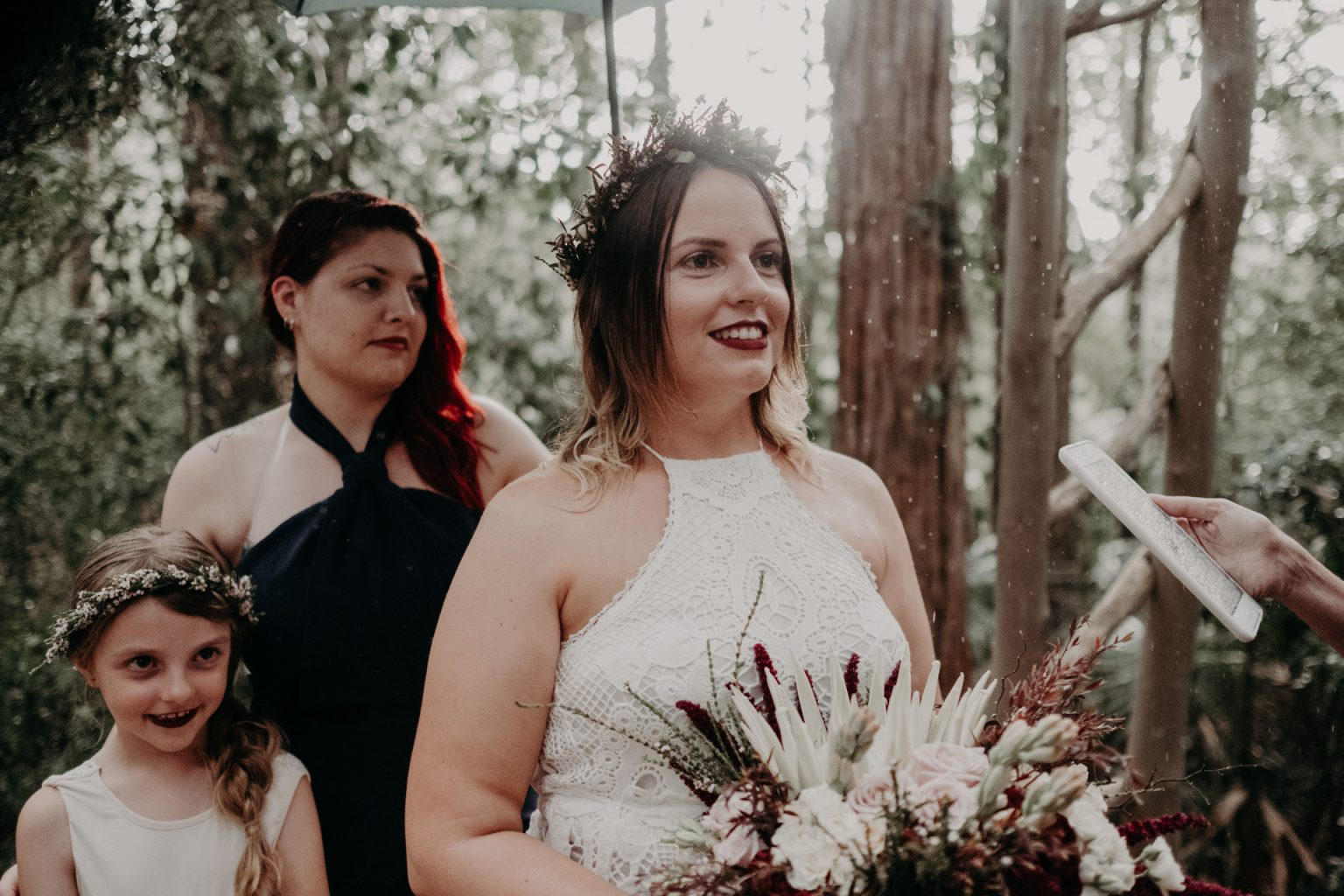 family elopement in forest brisbane