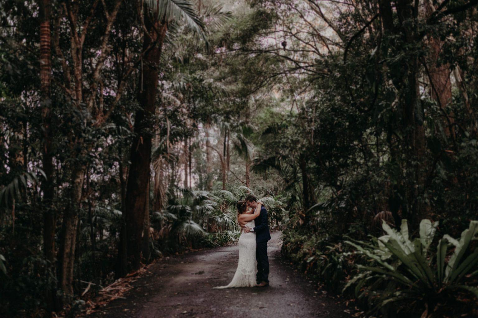 bride groom forest road brisbane