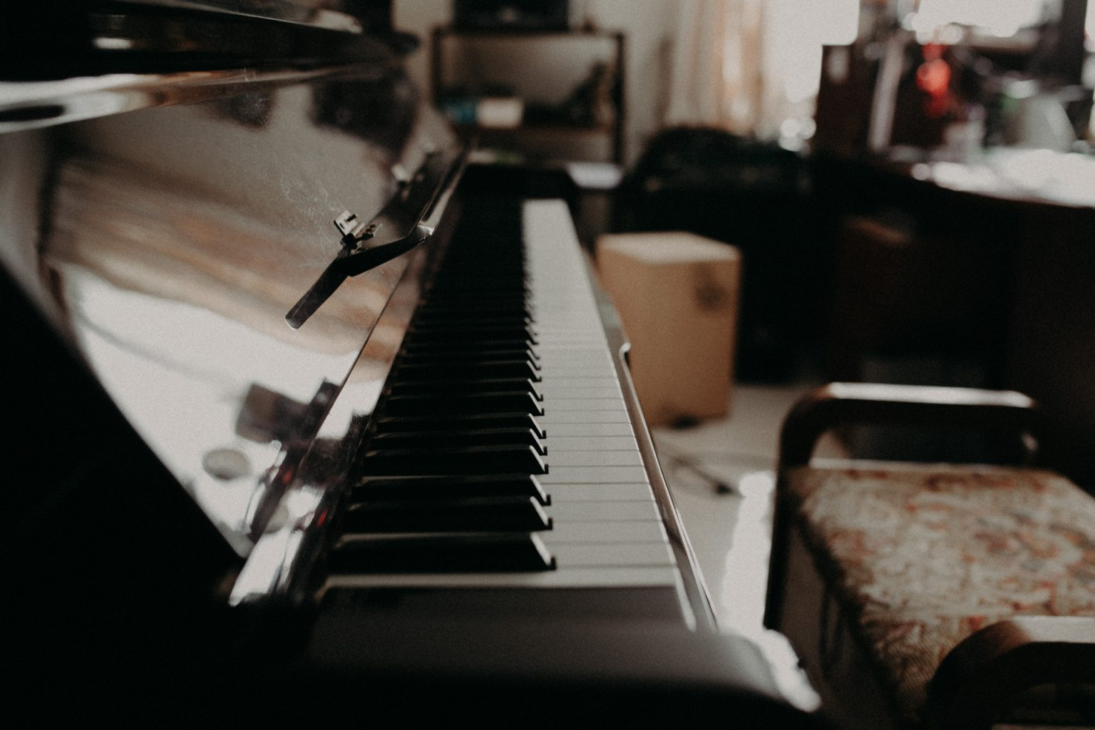 piano in brisbane music studio